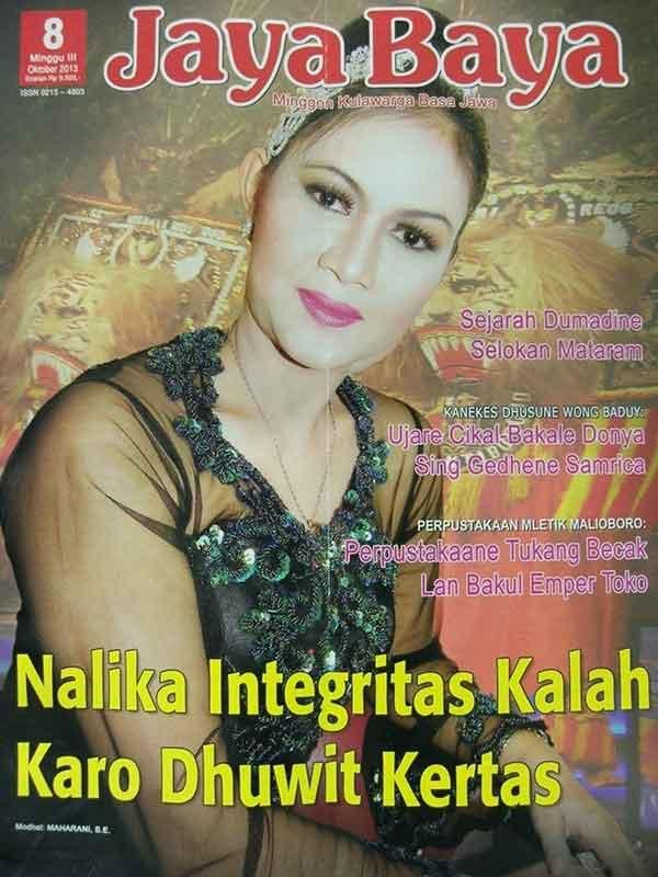 iklan majalah jawa