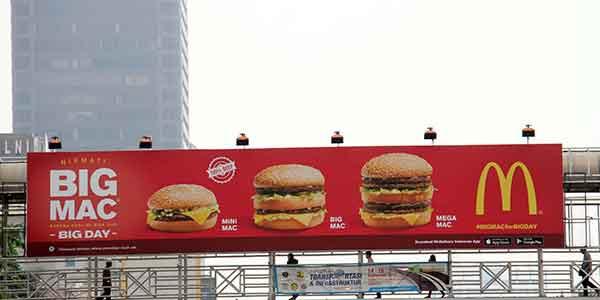iklan reklame makanan