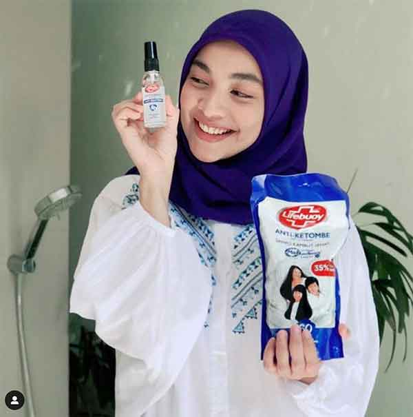 iklan shampo lifebuoy