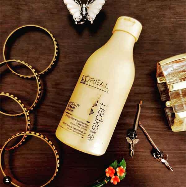 iklan shampo loreal