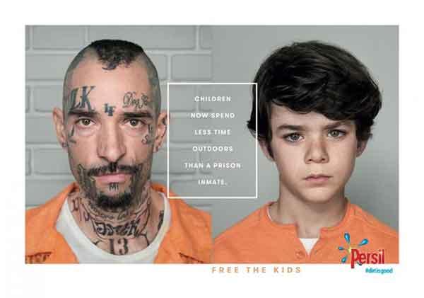 iklan sosial anak