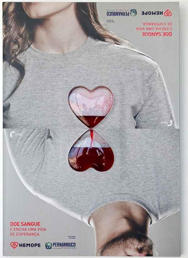 iklan sosial donor darah