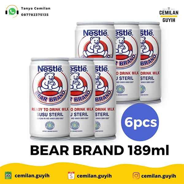 iklan susu beruang