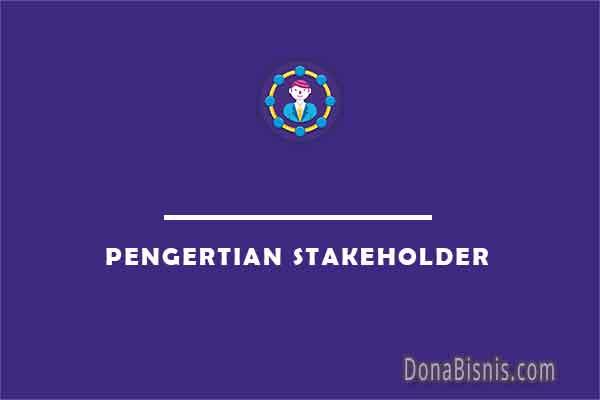 pengertian stakeholder