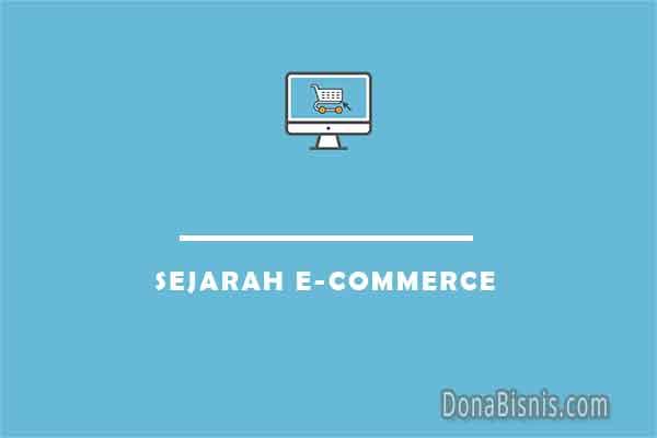 sejarah e commerce