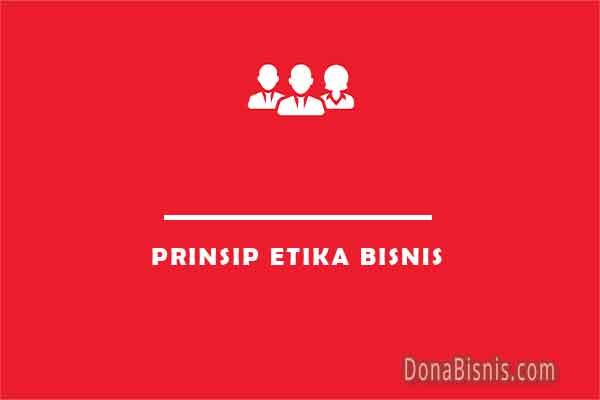 prinsip etika bisnis