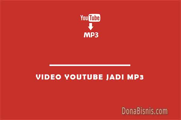video youtube jadi mp3