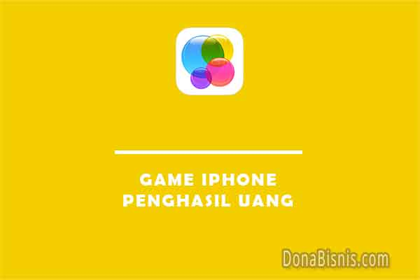 game iphone penghasil uang