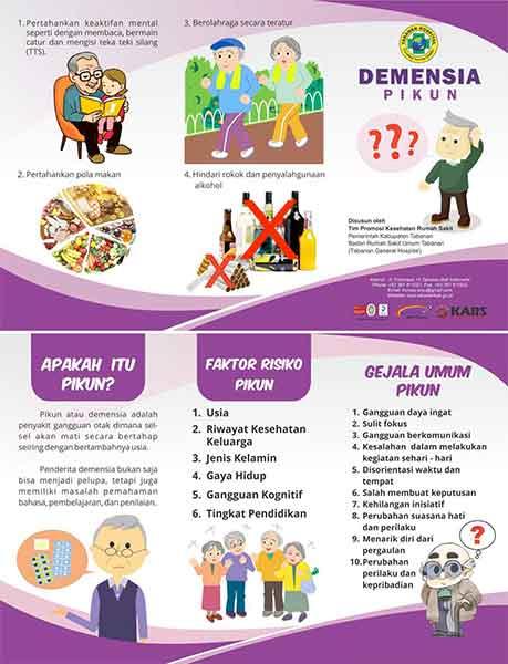 brosur kesehatan