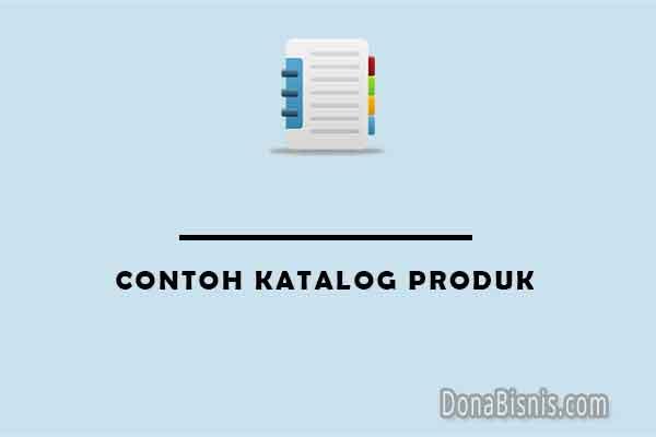contoh katalog produk