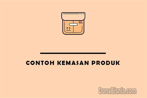 contoh kemasan produk