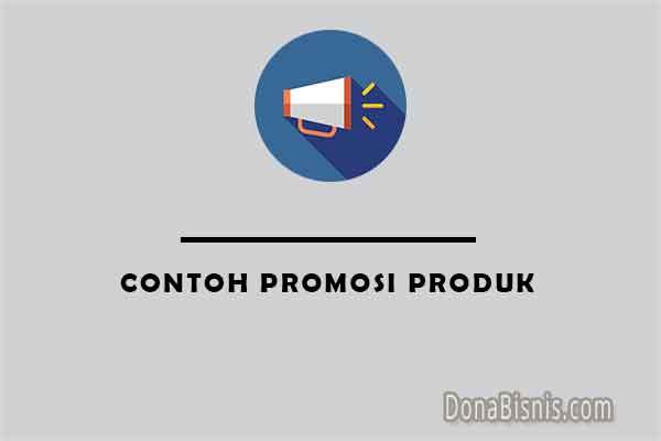 contoh promosi produk