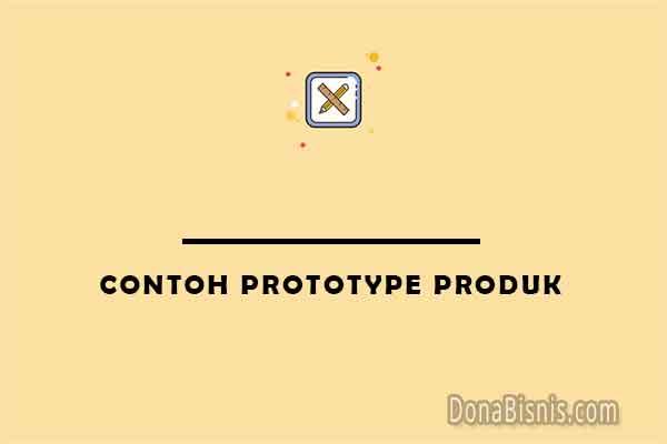 contoh prototype produk