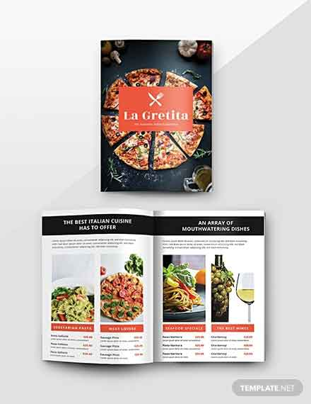 katalog restoran