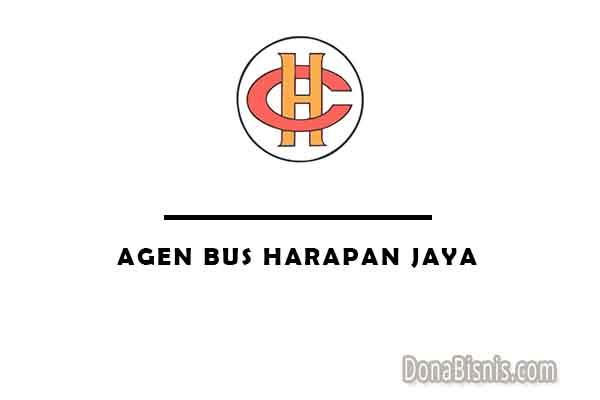 agen bus harapan jaya