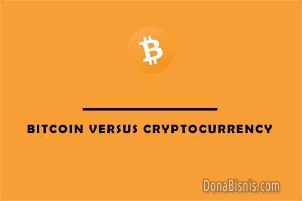 bitcoin versus cryptocurrency lainnya