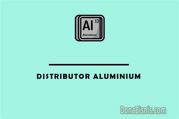 distributor aluminium