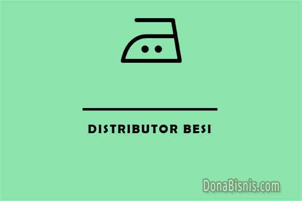 distributor besi