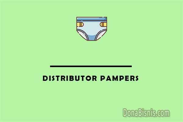 distributor pampers