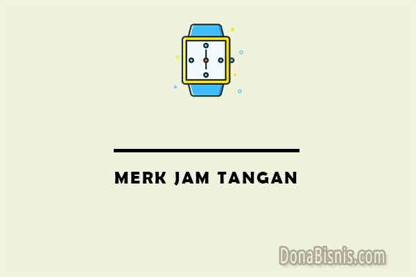 merk jam tangan
