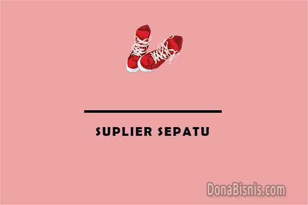 suplier sepatu